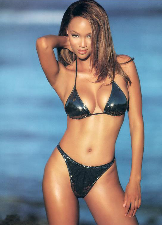 young tyra banks