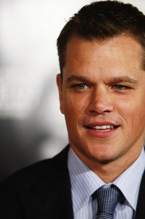 Ladies and Gentleman: Mr. Matt Damon. (2) I don't collect anything anymore, ...