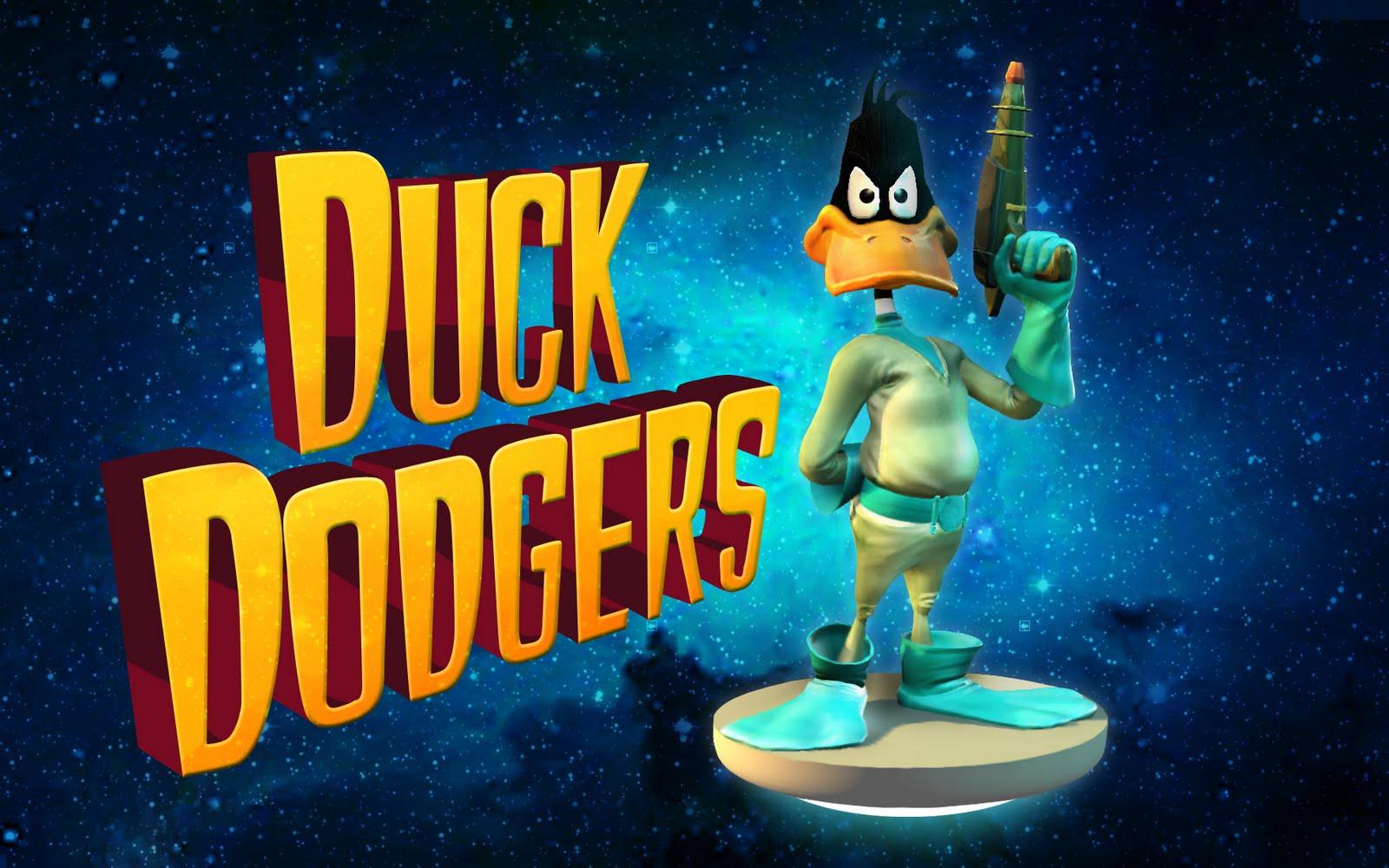 Duck Dodgers Görevimiz Mars Oyunu