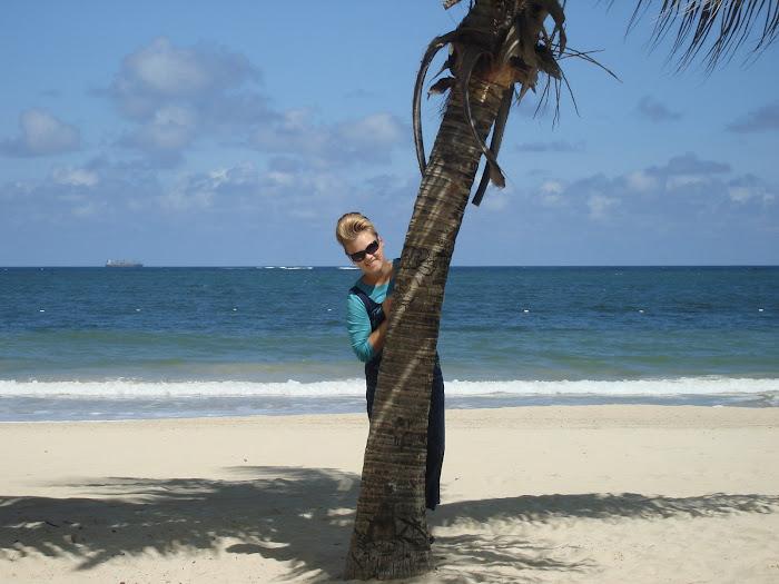 San Juan, Puerto Rico @ the Beach