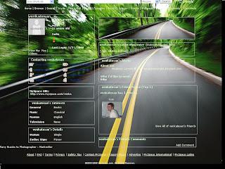 Road myspace Layouts
