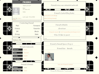 Premade Myspace Layouts