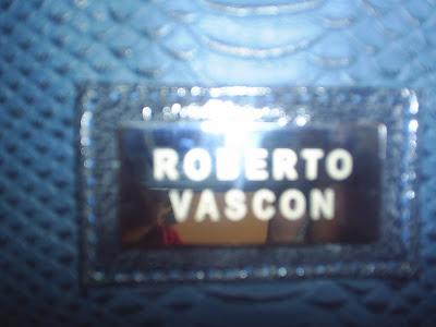 ROBERTO VASCON   BOLSAS DE LUXO