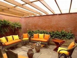 Decoraci n artico ideas y consejos con flores y plantas for Plantas jardineras terraza