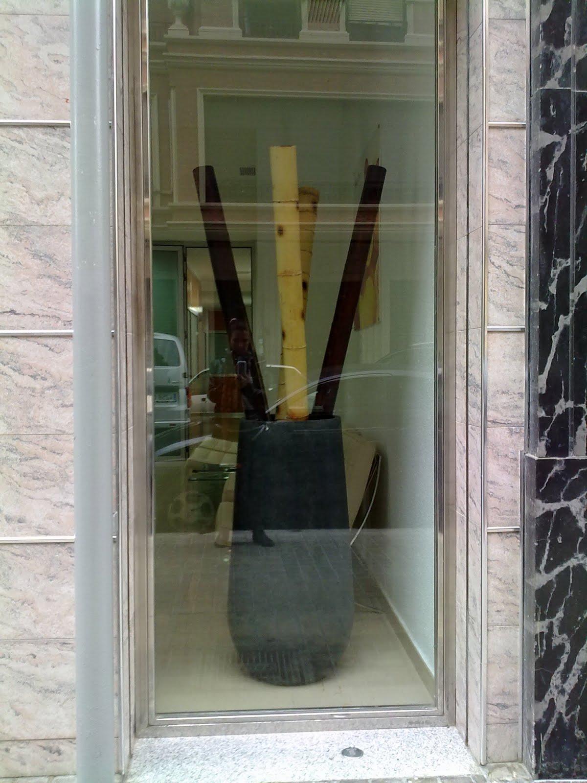 Decoraci n artico ideas y consejos con flores y plantas - Canas de bambu decoracion exterior ...