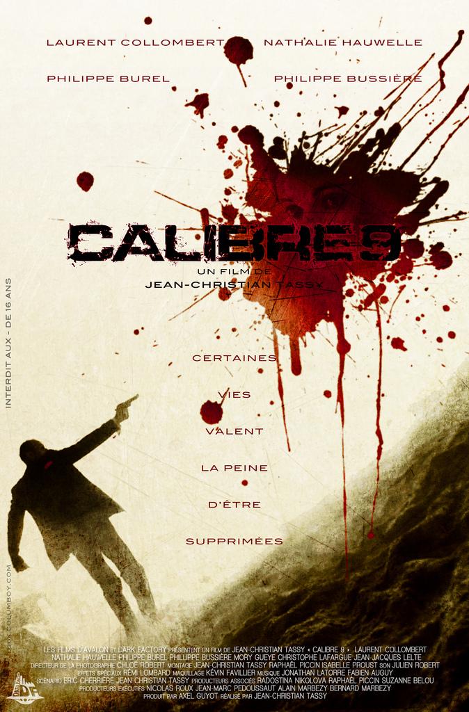 Calibre 9 affiche