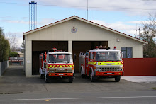 Pleasant Point Fire Station