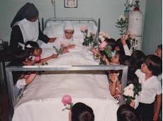 Oremos por la Canonización de Madre Berenice