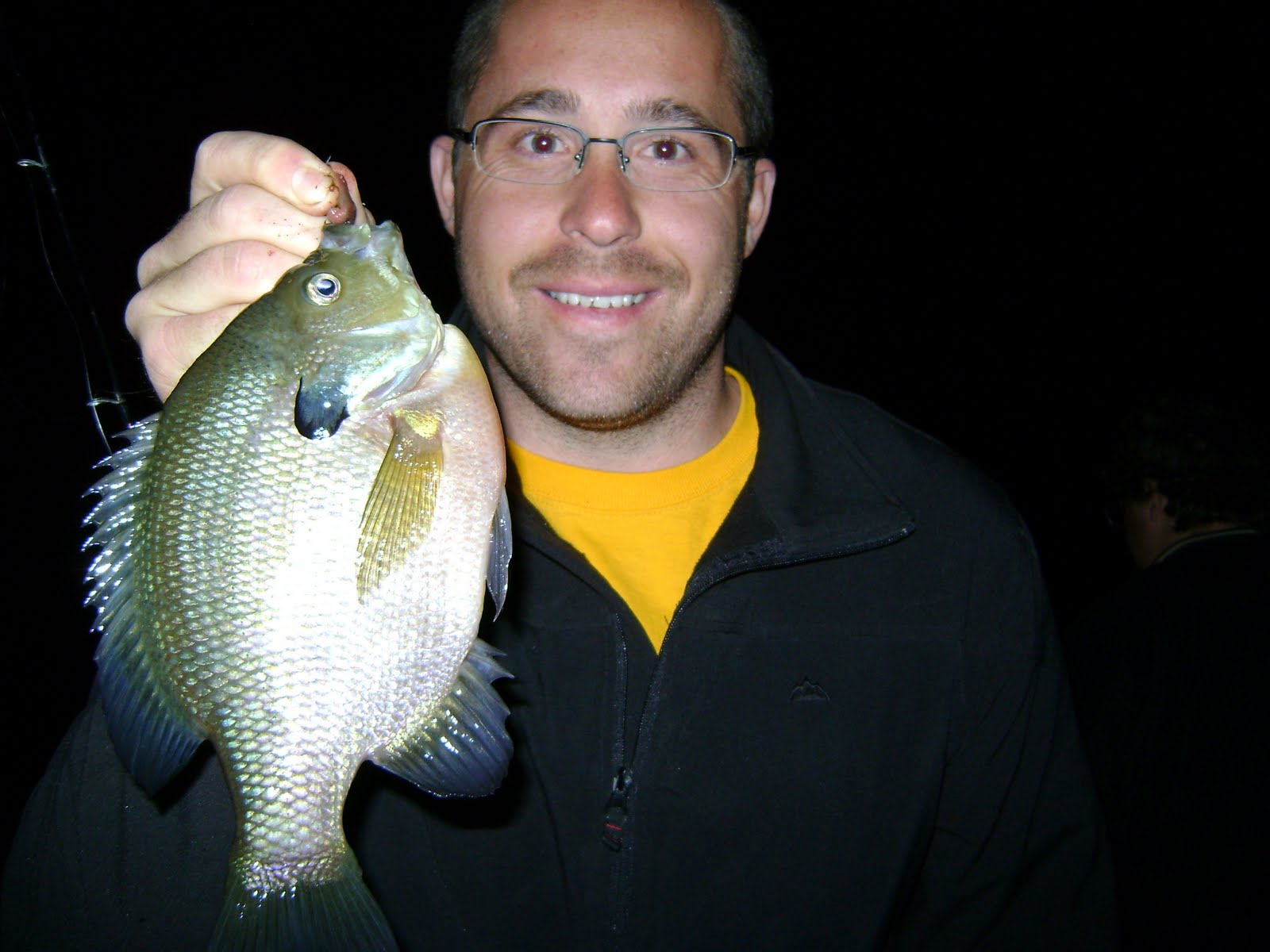 herman brothers blog: night fishing has begun!, Reel Combo