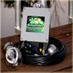 herman brothers blog: green monster underwater fishing and, Reel Combo
