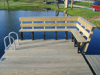 Herman Brothers Blog A Few More Dock Construction Pictures