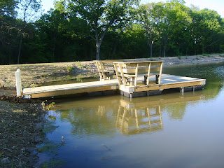 how to build a floating dock plans