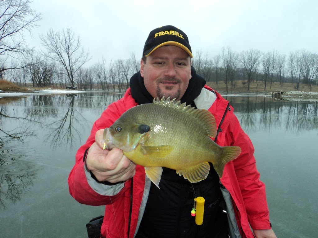 Heartland outdoors lake doctor ice fishing crappie for What is a crappie fish