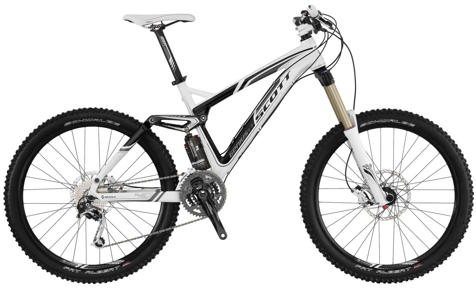 Todo bicicletas bicicleta scott genius lt 40
