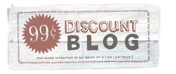 99 Cent Discount Blog