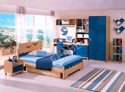 life's charms, Bedroom decor