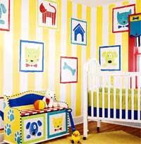Детская комната: можно и нельзя