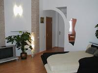 Мебель в однокомнатной квартире - фото