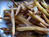Diner-Style French Fries (and Fry Sauce)