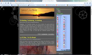 screen capture Leeza's ice berg