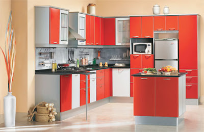 Kitchen Designs 2010 on In A Kitchen Are Integrated Together To Form A Modular Kitchen Design