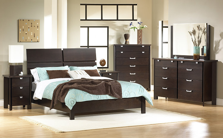 Modern Bedroom Furnitures 2011