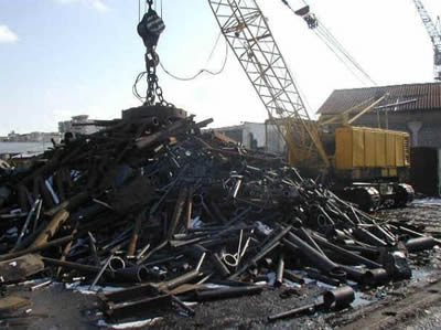 metal scrap business