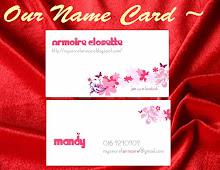 Name Card~Contact Us!