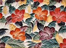 Hibiscus Quilt, Bali