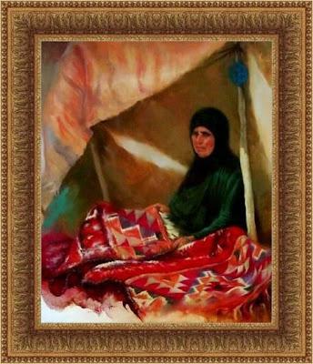 لكل يوم لوحة فنية - صفحة 5 Woman