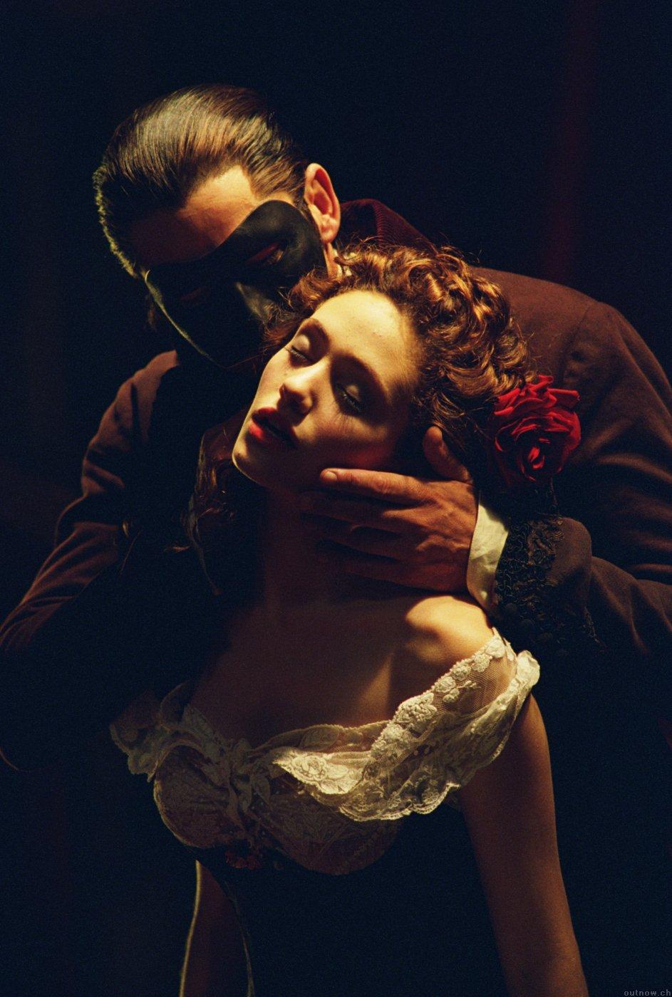 phantom of the opera essay questions