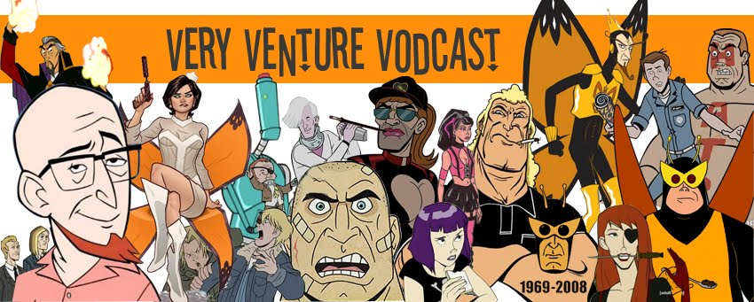 Very Venture Vodcast