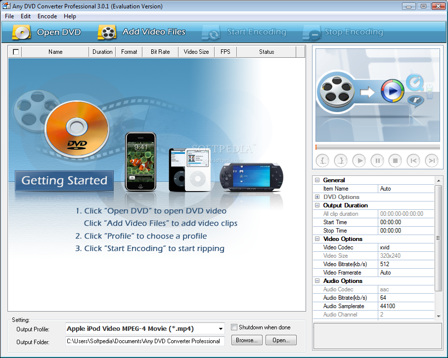 Any DVD Converter Professional 6.0.1