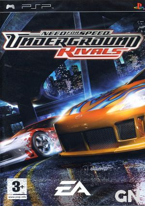 Descargar Need For Speed Underground Rivals [Espa�ol] [PSP] [LB-BS] - Todo Taringa