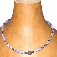 upcycled, magazine beads