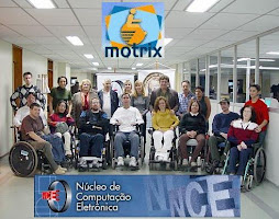 NCE da UFRJ grupo do MOTRIX