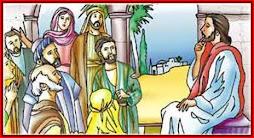 ES MÁS IMPORTANTE LA CARIDAD QUE EL CUMPLIMIENTO DE UNA CIERTA LEGALIDAD  De Jesús, tal como nos