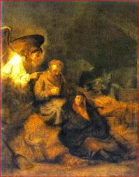 """""""José, hijo de David, no temas recibir a María, tu esposa"""""""