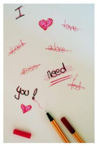 ♥ Tùs tristezas son mis tristezas.