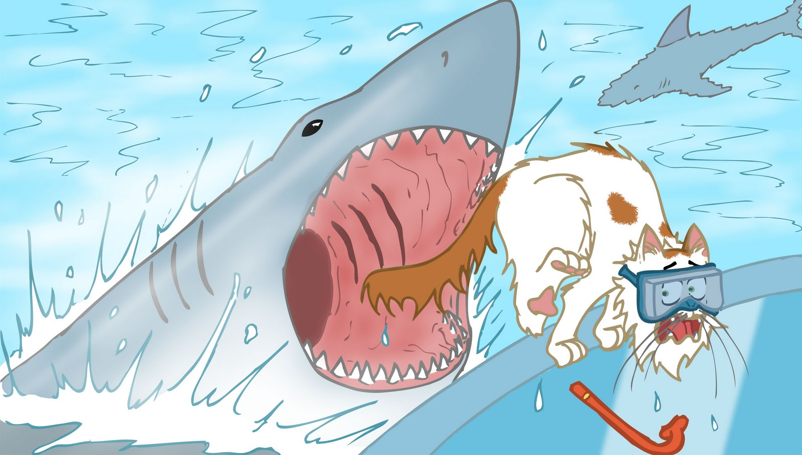 persuasive writing shark attack An information report is a piece of writing informs readers about a topic it is written in linked sentences and contains true information an information report has a beginning (introduction), middle (detailed information about the topic) and a conclusion.