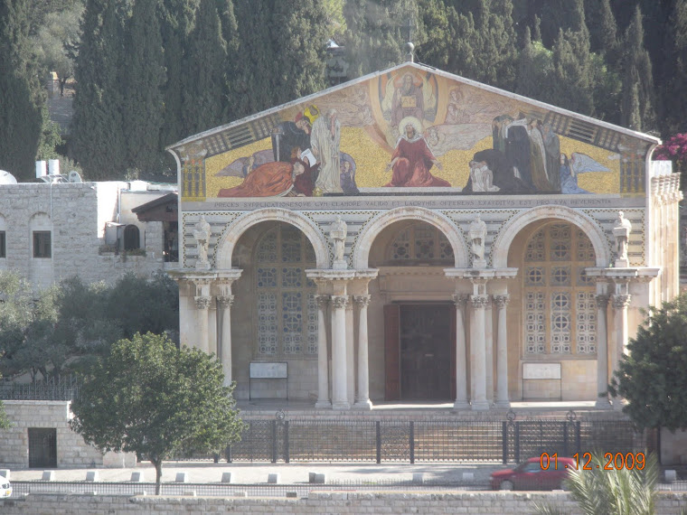 Church of All Nations (Garden of Gathsemene)