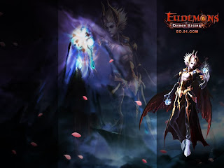 Eudemons - Demon Rising