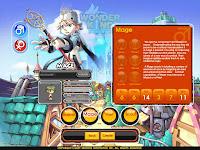 WonderKing Online character