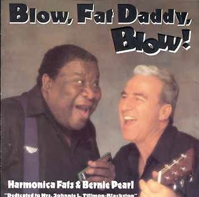 Harmonica Fats - Mind Your Own Business (Part 1) / Mind Your Own Business (Part 2)