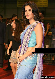 katrina kaif4 Katrina Kaif  In Saree Pictures