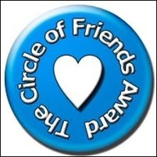 Circle of Friends Award - Reflections blog