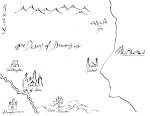 Map of the Desert of Dreams