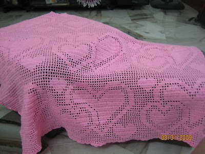 RED HEART BABY BLANKET KNITTING PATTERNS   KNITTING PATTERN