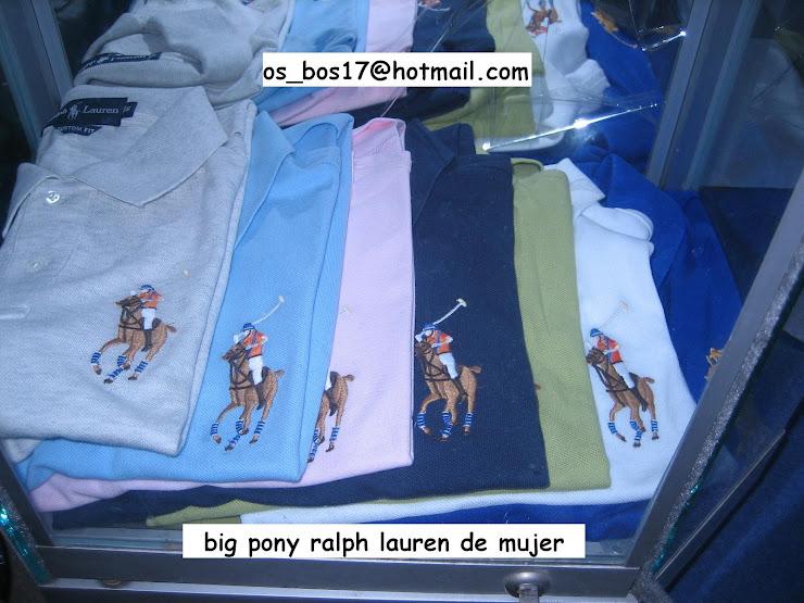 BIG PONY RALPH LAUREN DE MUJER