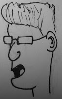 Cartoon Guy With Glasses fd=